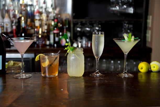 Cocktails at Amendment XXI