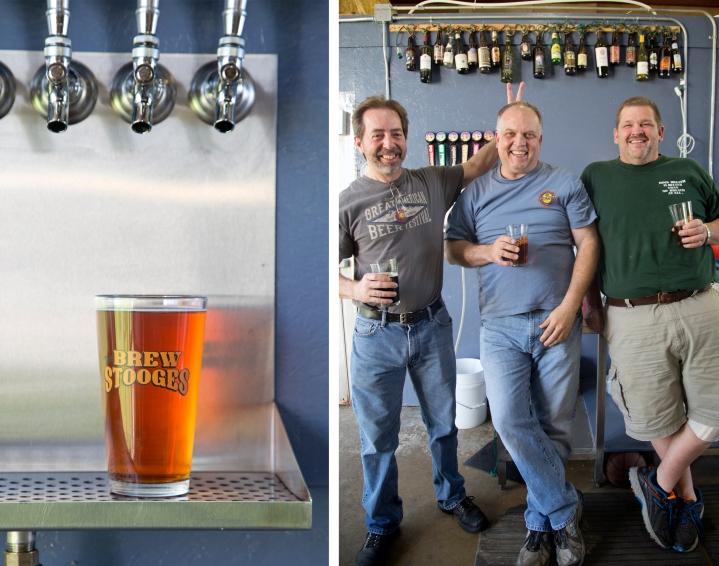 Brew Stooges Beer